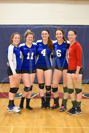 Williamsburg Volleyball vs. Norwood 9.22.16