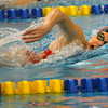 2-8-14   ---<br /> girls sectional swimming<br /> Summer Brown<br /> -- <br />   KT photo | Tim Bath