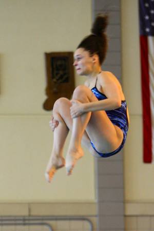 2-8-14   ---<br /> girls sectional swimming<br /> -- <br />   KT photo   Tim Bath