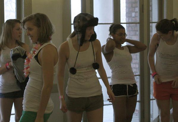 Girls Track 2011