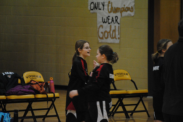 Girls Travel 4th Grade BBall - Windham
