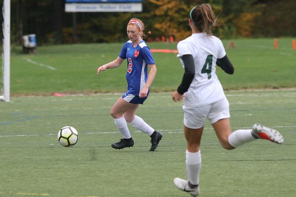 Girls' Varsity Soccer vs. Proctor | October 13