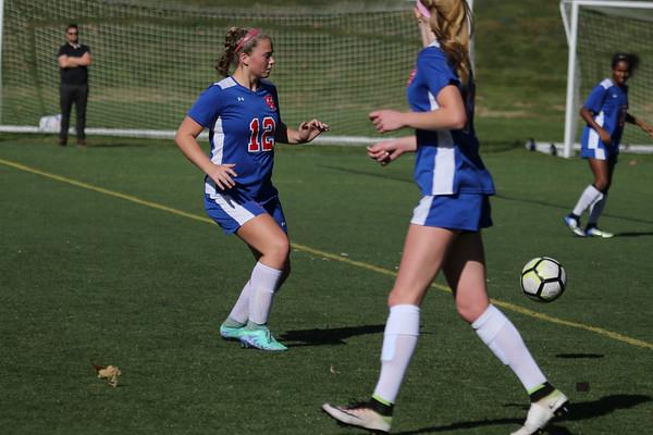 Girls' Varsity Soccer vs. Tilton | October 20