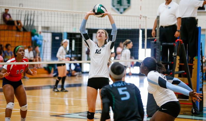 Ransom Everglades Girls' Volleyball