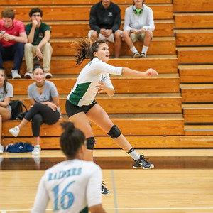 Ransom Everglades vs. Carrollton Girls Volleyball, 2017