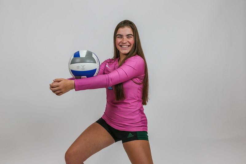 Ransom Everglades Volleyball Team Photo Shoot