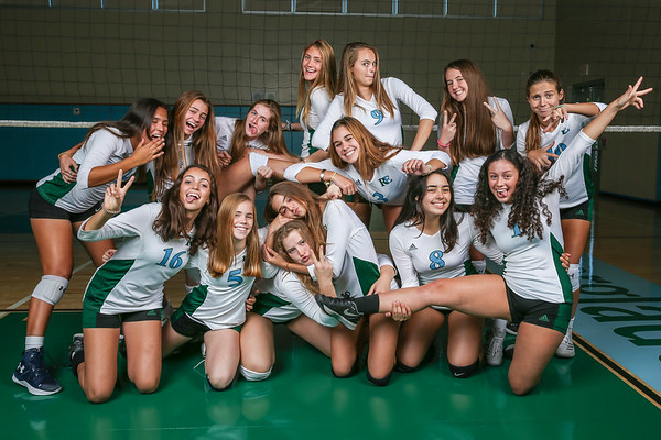 Ransom Everglades Girls' Photo Shoot 2018