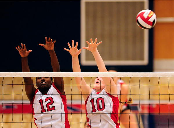 North Hagerstown at Thomas Johnson (State 3A Semi-Finals) Volleyball