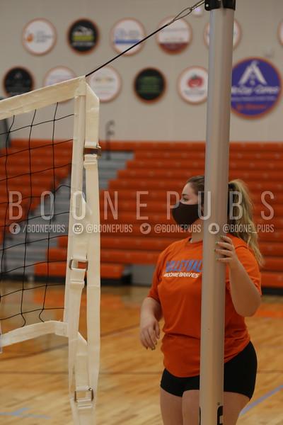 Varsity Volleyball Gym Setup 10_14_Smith0015