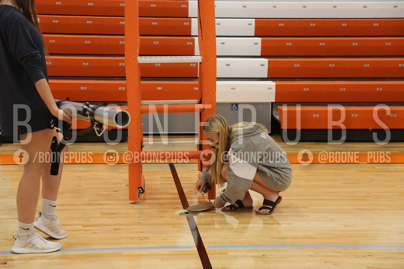 Varsity Volleyball Gym Setup 10_14_Smith0001