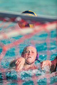 Salinas High School Cowboys Ladies Water Polo team defeats Everret Alvarez High