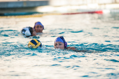 Salinas High School Cowboys JV Ladies Water Polo team defeats Everret Alvarez High