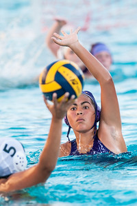 Salinas High School Cowboys JV Ladies Water Polo team drops a tight overtime lost to the Monterey HS Toreadores 4-5