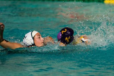 Salinas High School Cowboy's Ladies water Polo team wins big over the  Monterey Toreadors