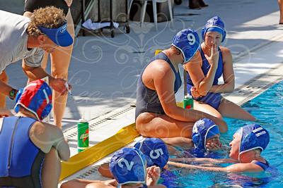 Girl's Water Polo SMCC 8-07-08