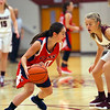 Basketball Girls Winamac vs Cass