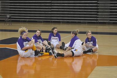 Girls regional 2012