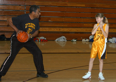Coach Bill Hill
