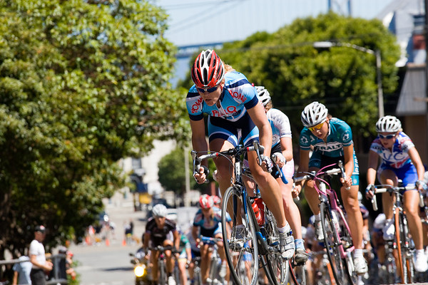 Giro di SF 2007 - Women 1/2/3