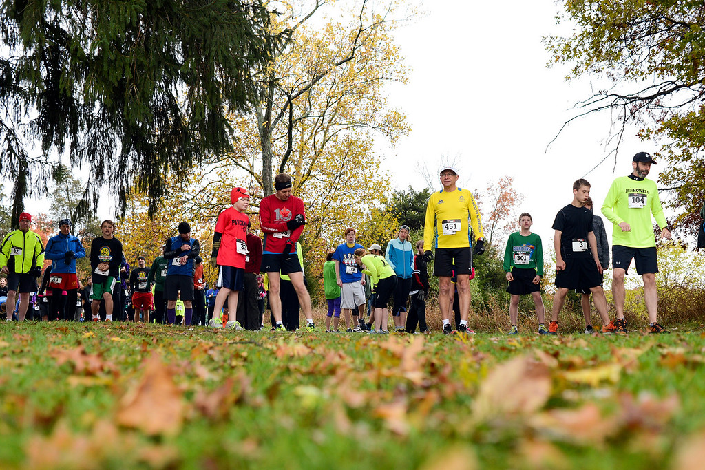 give it away 5k | event | huron meadows metropark