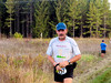 Angry Al tries to shake the cobwebs out of his legs -- a leftover from his 93 miles at Wasatch.