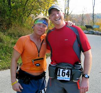 Glacial Trail 50/50 2008
