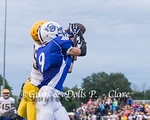 Gladwin football vs Tawas