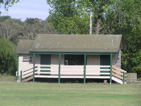 Saxby Road pavilion