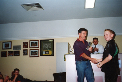 2001-02 Junior Presentation Night