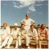 Grand Final 1971/72 - Glen Iris v North Richmond<br /> Kevin Duane, Jim Toohey, Derek Cowper, Peter Allsop, Ian Pitcher. <br /> Bill Harrison (standing)