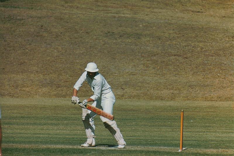 Glen Iris batting<br /> 1st XI Semi-Final<br /> Eric Raven Reserve