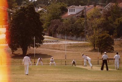 1983/1984 First  XI Semi-Final 10 & 12/3/1984