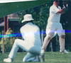 John Foley<br /> First XI  Grand Final v <br /> B Turf 1992/93