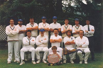 1992/1993 First  XI Premiership   Turf B