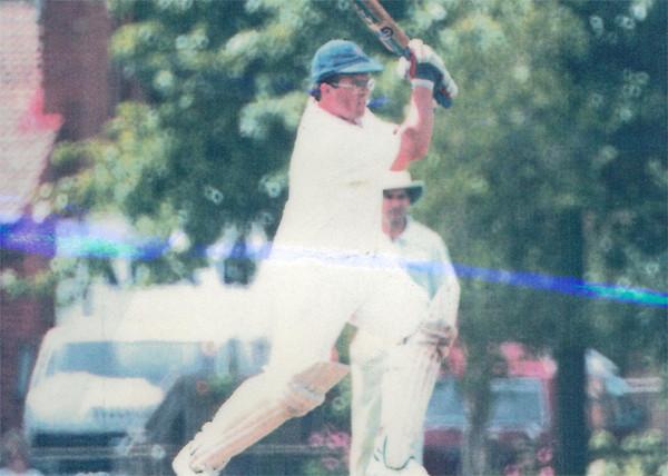 John Foley<br /> First XI  Grand Final v <br /> B Turf 1992/93