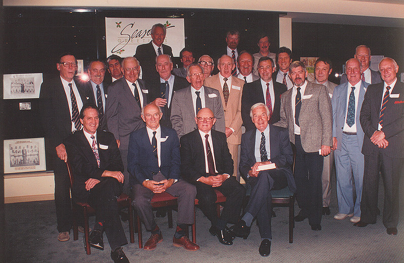 Group Photo<br /> 70th Year Reunion Dinner 1993