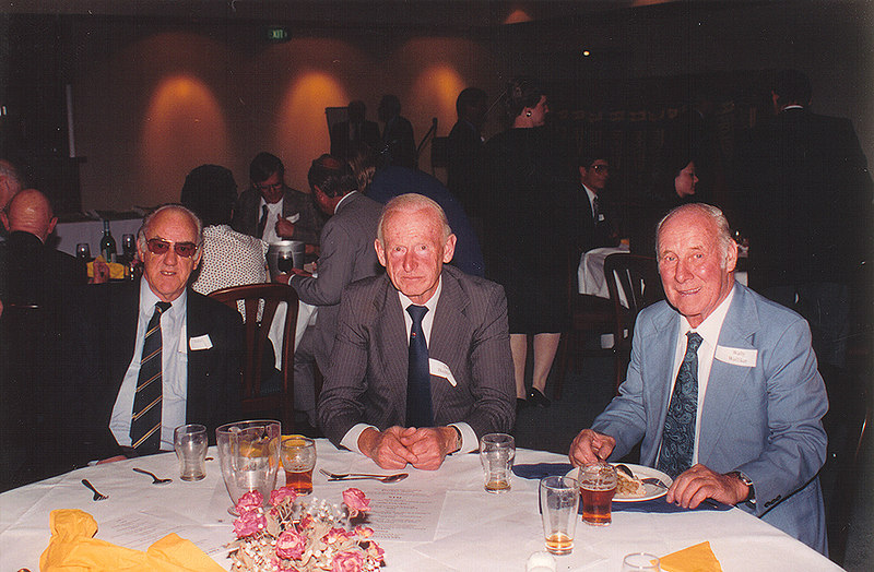 70th Year Reunion Dinner 1993
