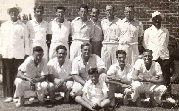1st XI Team  <br /> Season 1947/48