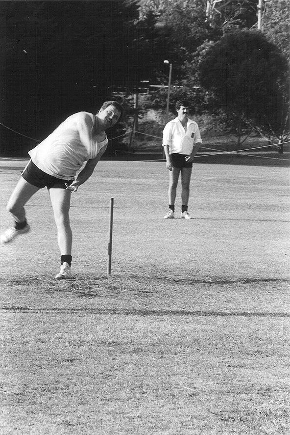 Stephen Toohey & Ron Hannon