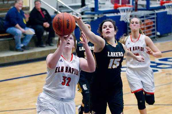 GLEN LAKE VS ELK RAPIDS
