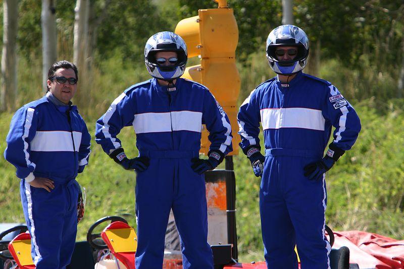 None of The Right Stuff Ray (Dark Helmet), Randy, Jeff