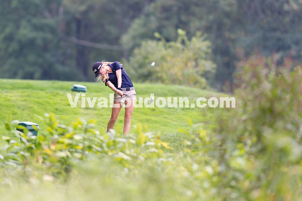 Golf: Heritage and Loudoun County vs Woodgrove 9.19.2016 (by Jeff Vennitti)