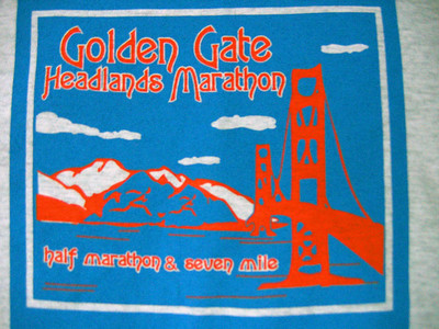 Golden Gate Headlands 7 Mile Race