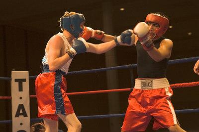 Golden Gloves 2007 Friday