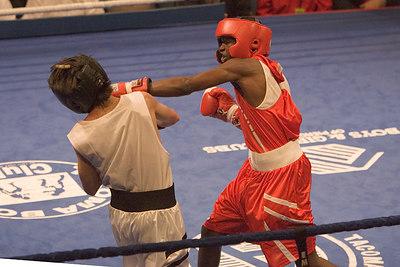 Golden Gloves 2007 Saturday
