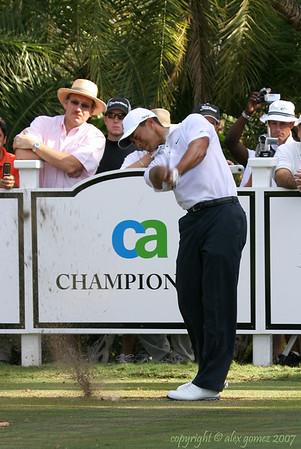 Golf - 2007 WGC CA Championship at Doral