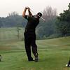 Drew Duberlin and Bob Harnet at the Saujana Golf & Country Club in Kuala Lumpur Malaysia.