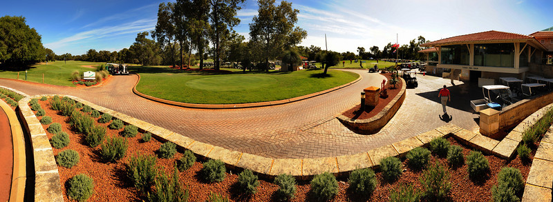 The Novotel Swan Valley Vines Resort and Country Club hosted the Rio Tinto Expansion Projects 2011 Golf Day.