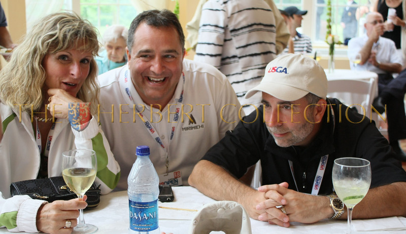 Deb and Rich Peterson talk with Paul Harless