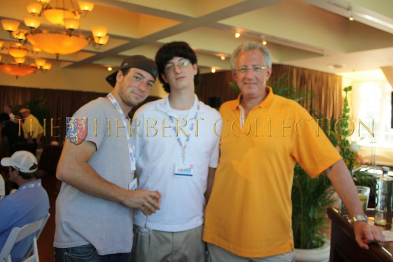 Ryan, Jake and Barry Klarberg (Monarch Wealth Management)